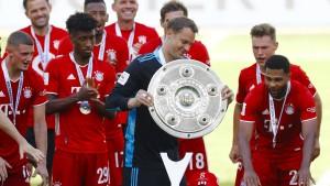 Der FC Bayern ist mit Abstand am besten