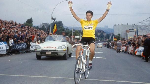 Eddy Merckx, der gelbe Mao