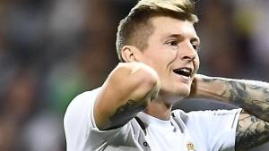 Kroos sagt für Länderspiele ab