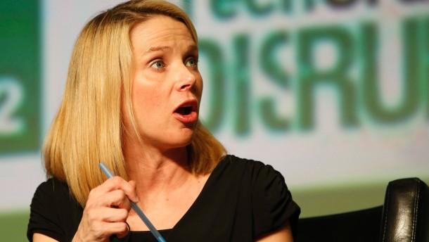 Yahoo-Firmenchefin Marissa Mayer hat Henrique de Castro von ihrem früheren Arbeitgeber abgeworben