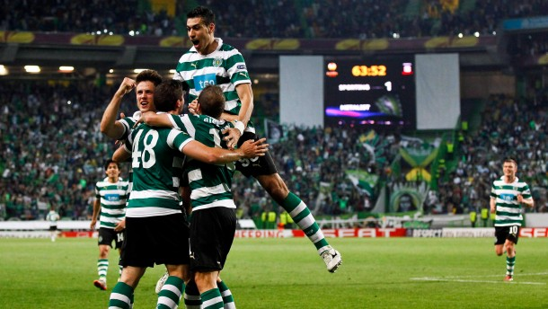 Lissabon und Alkmaar auf Kurs