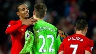 Gehaltener Elfmeter rettet Liverpool Remis gegen Chelsea