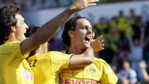 Dortmund und Klopp überraschen zum Auftakt
