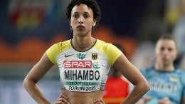 Weitsprung-Weltmeisterin Mihambo glänzt im Sprint