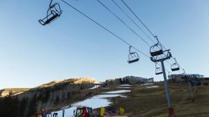 Skiverband streicht die ersten Abfahrten