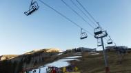 Die falsche Colorado-Mischung: Schneemangel in den Rocky Mountains