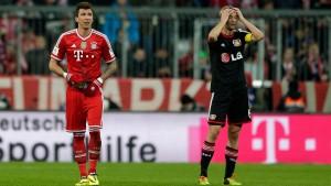 Bayern kurz vor der März-Meisterschaft