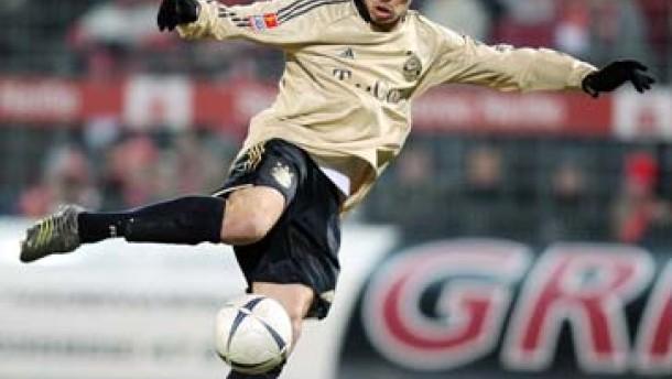 Guerrero geht von München nach Hamburg