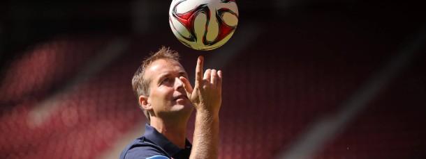 Neuer Trainer, neue Spielweise: Mainz 05 und Kasper Hjulmand