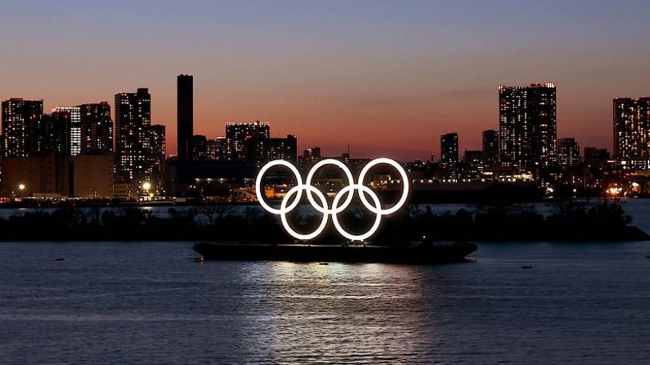 Dann im nächsten Sommer in Tokio: Die Spiele sollen fast zum gleichen Termin stattfinden.