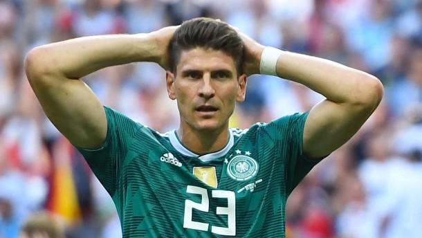 Gomez tritt aus DFB-Team zurück