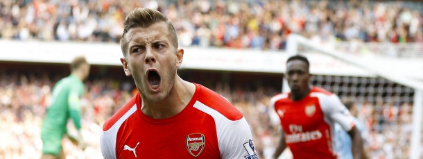 Attraktion in den Duellen: Jack Wilshere