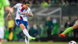Lyon wankt, aber Wolfsburg verliert