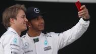 Die Formel 1 wird schneller und stärker