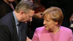 """""""Merkel braucht keinen Ratschlag von mir"""""""