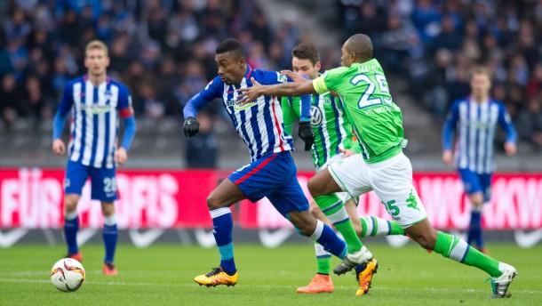 Geteiltes Leid zwischen Hertha und Wolfsburg