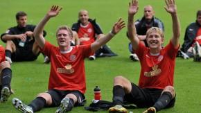 Den Durchbruch in der Bundesliga schaffte er in Mainz (Foto rechts)