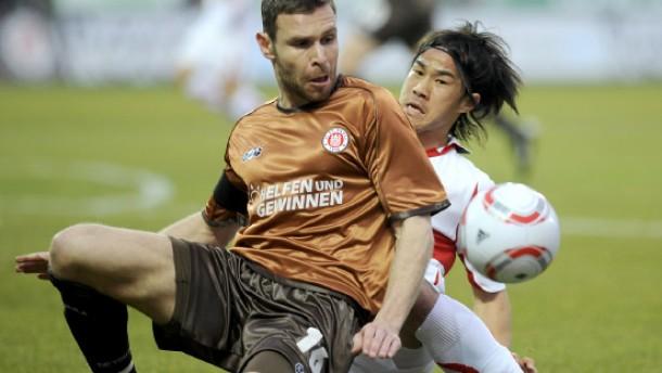 Schipplock schießt Stuttgart spät zum Sieg