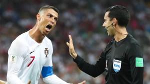 Ronaldo deutet seinen Rücktritt an