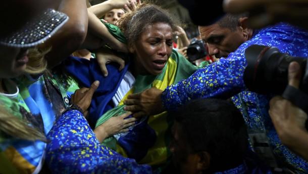Aus der Favela zu Gold