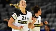 Handball-Frauen gelingt Achtungserfolg