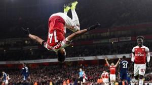 Arsenal siegt ohne Özil nach Liverpool-Blamage