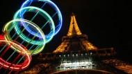 Die Olympischen Ringe am Eiffelturm? Paris bewirbt sich um die Spiele