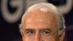 Zukunftspreis für Beckenbauer