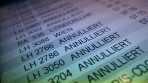 Fluggastkontrolleure in Köln/Bonn streiken wieder