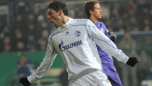 Schalke beendet die Osnabrücker Träume