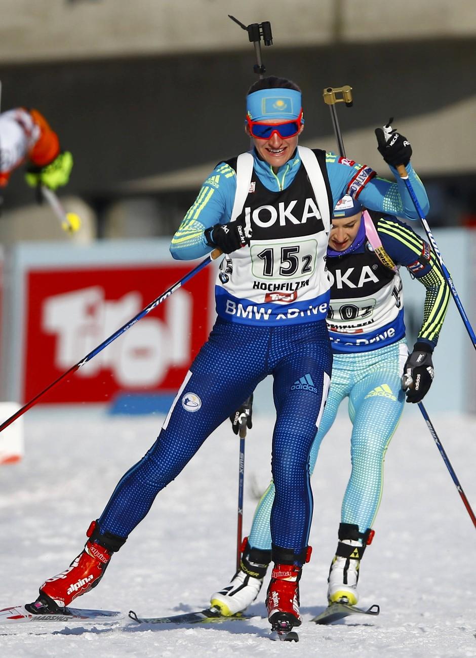 Mixed Staffel Biathlon Heute
