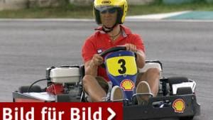 Formel 1-Kampagne: Stoppt Schumacher