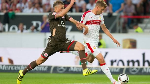 Stuttgart dreht das Spiel