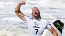 Das besondere Happy End des Owen Wright