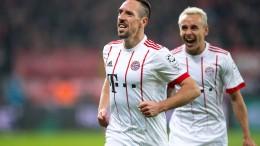 Bayern München marschiert einfach weiter