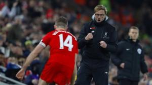 Liverpool beendet Sieglos-Serie
