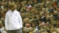 Klopp hält Liverpool auf Kurs