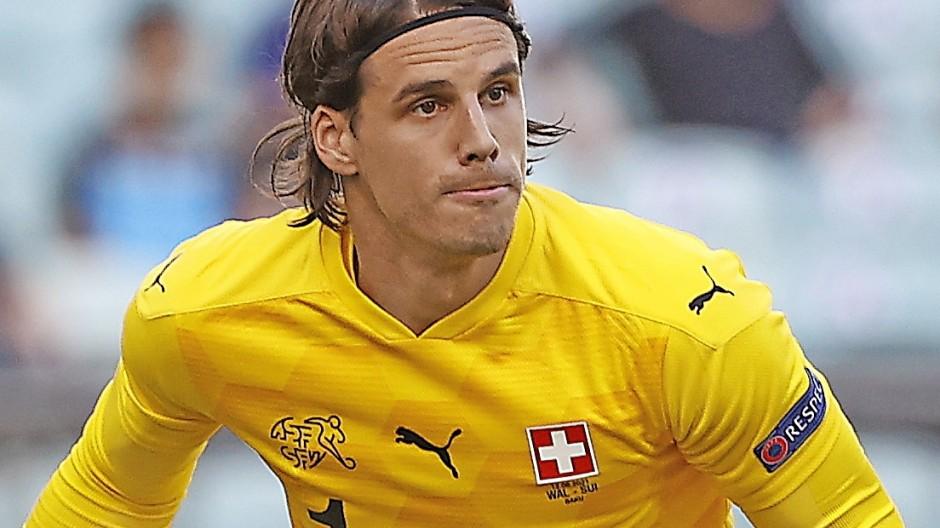 Schweizer Torwart: Yann Sommer spielt bei Borussia Mönchengladbach.