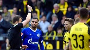Dortmunder Debakel im Derby