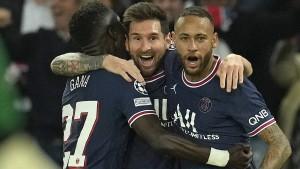 Der perfekte Abend des Lionel Messi