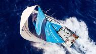 """Die """"Vestas""""-Crew kollidierte mit einem Fischerboot."""