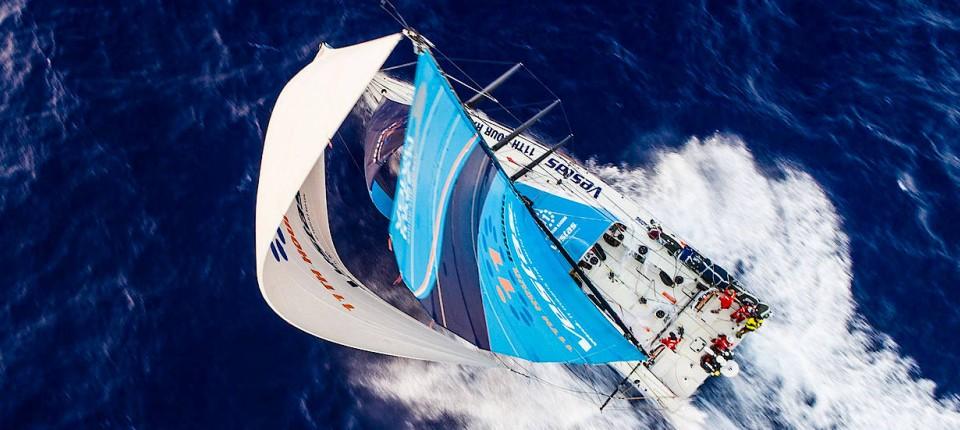 Segeln Ein Toter Nach Kollision Bei Volvo Ocean Race