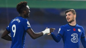 Werner trifft schon wieder bei Sieg von Chelsea