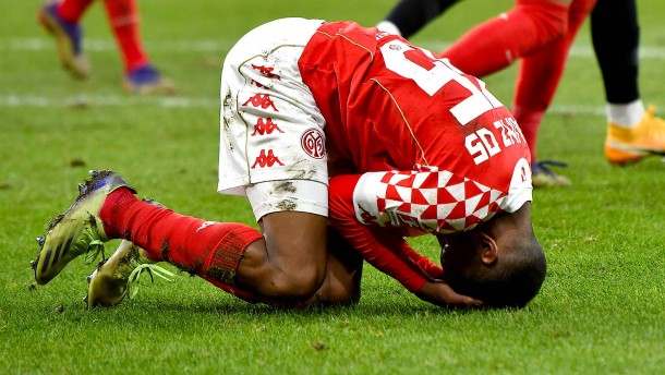 Schwerer Dämpfer für Mainz 05 in Bundesliga