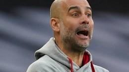 Eine böse Abrechnung mit Pep Guardiola