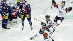 Haie und München starten mit Siegen in die Playoffs