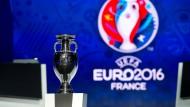 Am 10. Juli 2016 wird der EM-Pokal abermals vergeben