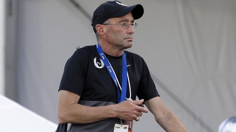 Alberto Salazar: Die Vierjahressperre für den Lauftrainer bleibt bestehen.