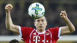 Warum sich Lewandowski besonders freut