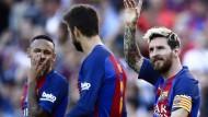 Der Superstar meldet sich zurück: Lionel Messi trifft für Barcelona